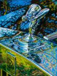 Rolls-Royce Car Art Print  Spirit of Ecstasy