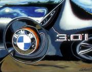 BMW Car Art Print BMW Z4 3.01