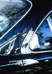 Car Art Print|Reflections on the Avenue
