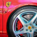Ferrari Car Art Print|458 Italia