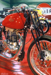 Gilera Motorcycle Art Print|49 Gilera