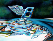 Bentley Car Art Print|Ritz Carlton Amelia Island