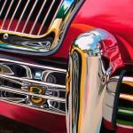 MG Car Art Print|MGA Bumper