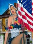 Marilyn Monroe Art Print American Idol