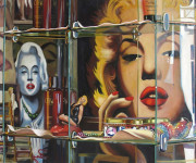 Marilyn Monroe Art Print|Gentlemen Prefer Blondes