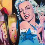 Marilyn Monroe Art Print Star Quality