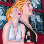 Marilyn Monroe Art Print The Genuine Article