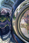 VW Car Art Print|Volkswagon Headlight