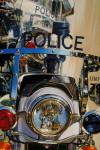 Harley Davidson Motorcycle Art Print|Law and Order