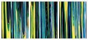 Abstract Car Art Print| Freefall
