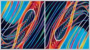 Abstract Car Art Print|Magic Carpet Ride