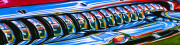 Buick Skylark Car Art Print Buick Skylark Grille