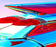 Cadillac Art Car Print|Cadillac Eldorado Stretch