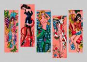 Tattoo Art Print|Krewe de Tat #2