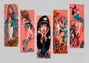 Tattoo Art Print|Krewe de Tat #3