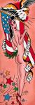 Tattoo Art Print|Miss American Pie