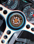 Jaguar Car Art Print|Fast Cat