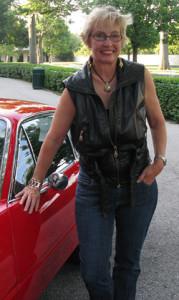 Lory Lockwood Artist Ferrari