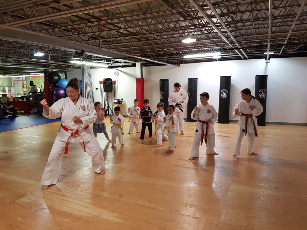 Karate programs for kids of all ages
