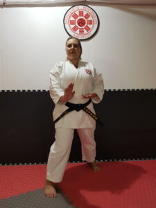 Our Instructors - Sensei Nicole