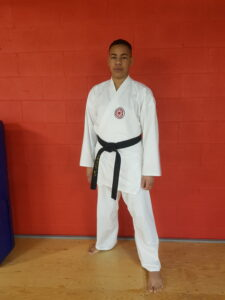 Our Instructors - Sensei Elijah