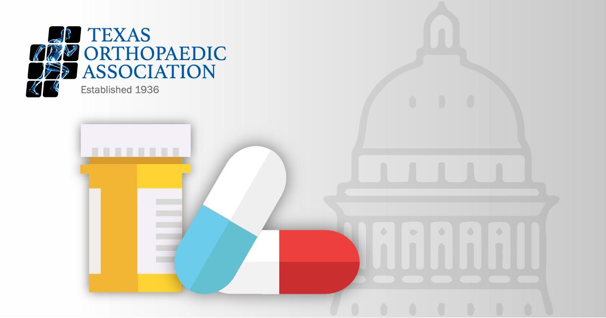 TOA Encourages the Texas Medical Board to Seek Legislative Intent on Opioid CME Bills