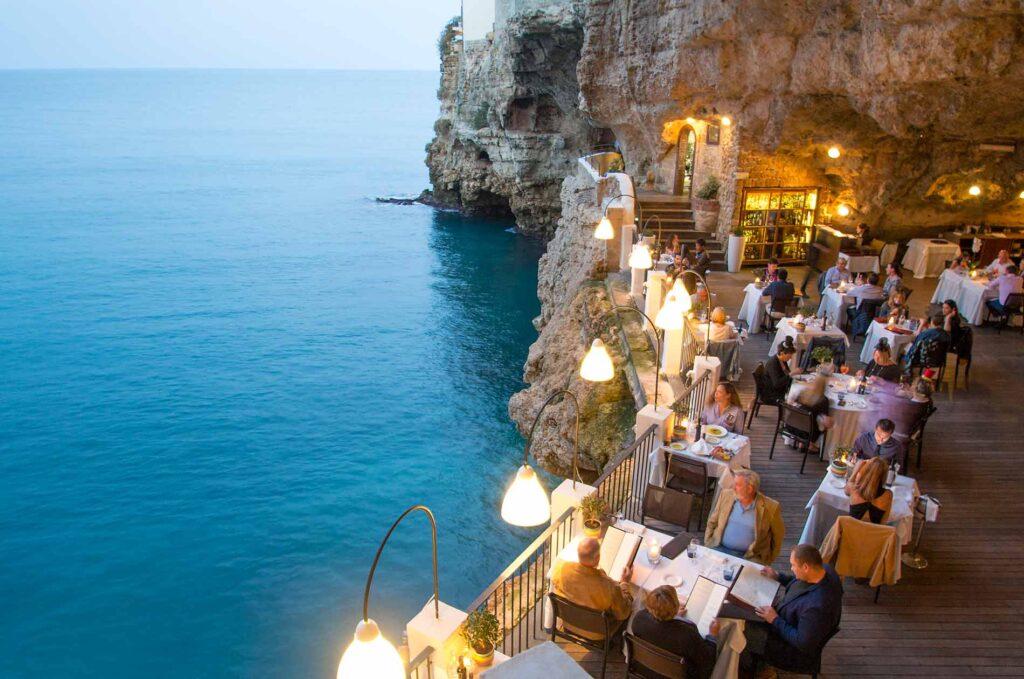 Italian Cave Restaurant