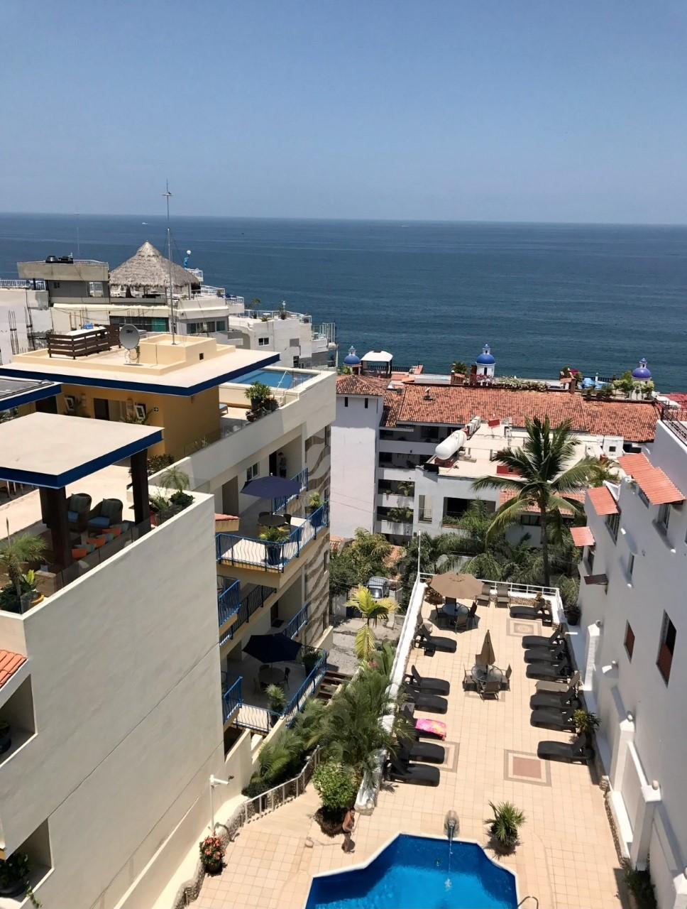 Puerto Vallarta Balcony