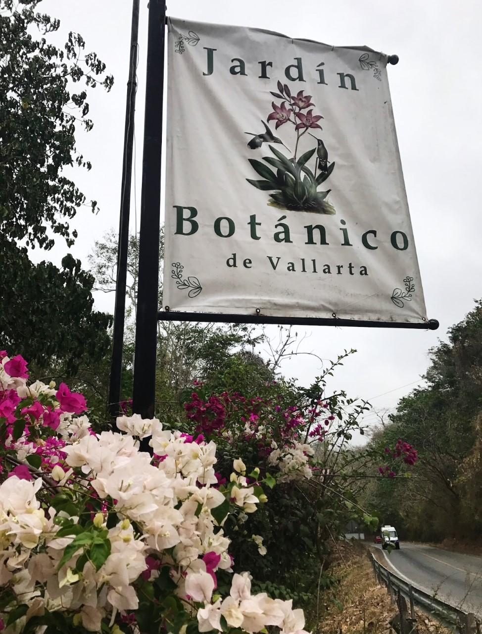 Botanical Garden in Puerto Vallarta
