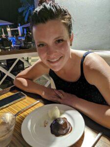 sandals resort dessert