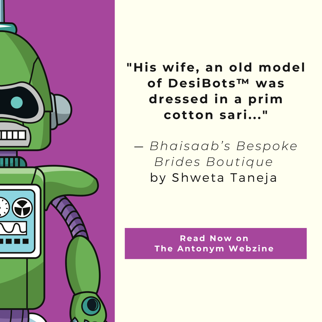 How to make a penpal today and read a story on robotic brides