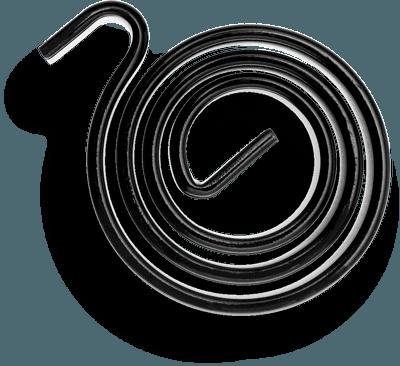 Counterbalance spring