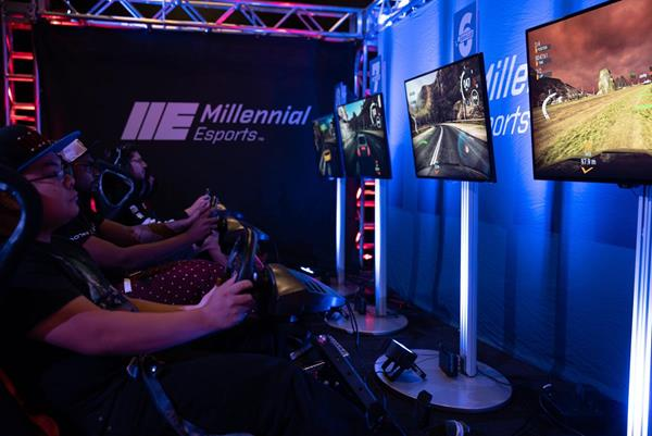 Millennial Esports Premieres Gear.Club Cash Prize Races at thE Arena