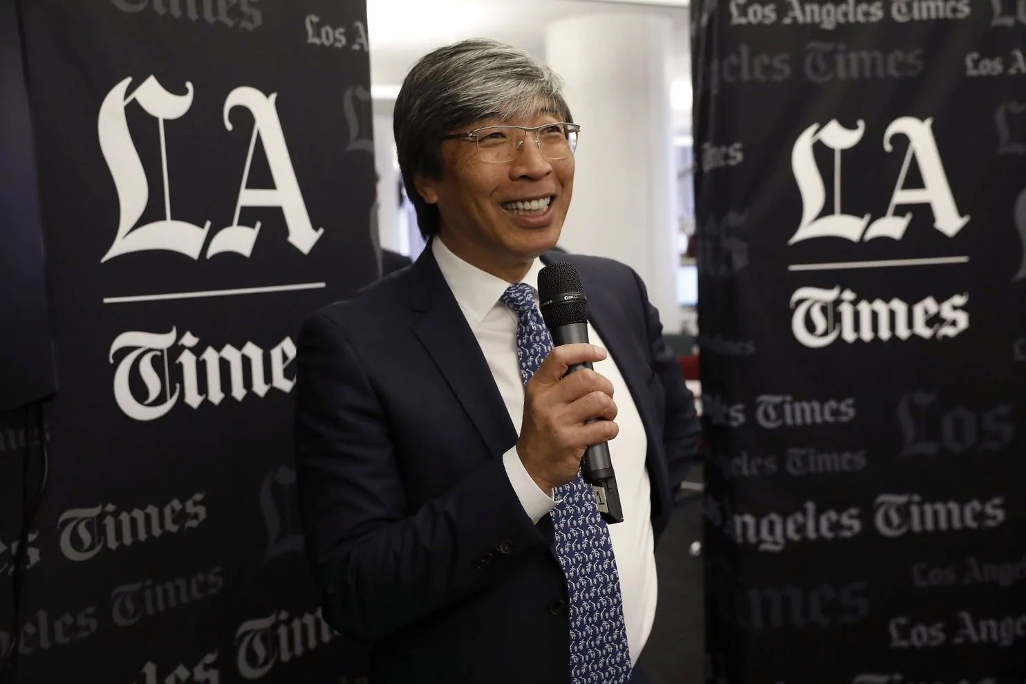 New owner of L.A. Times sees video games, esports as evolution of modern news media