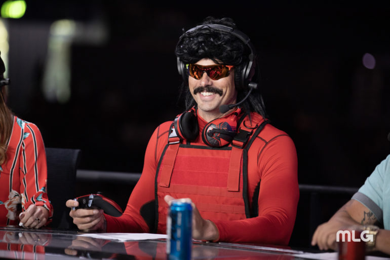Dr Disrespect will develop a TV series with Skybound Entertainment based on his character