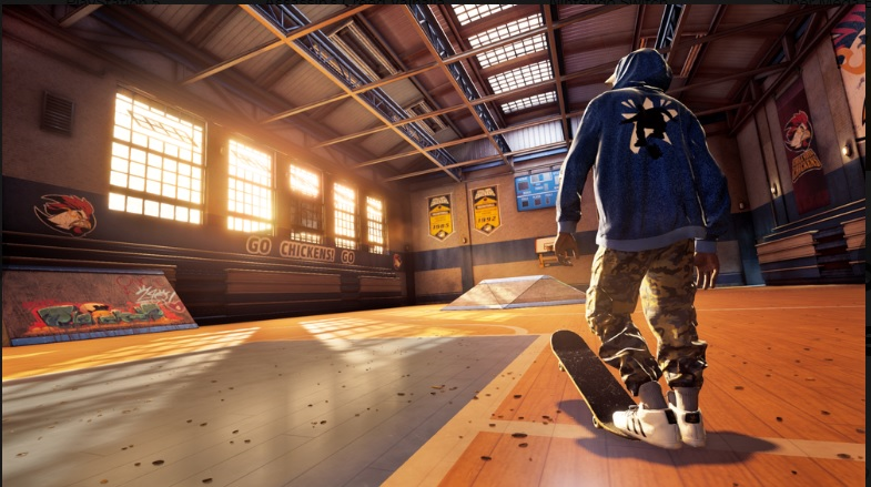 Tony Hawk's Pro Skater 1 and 2 Remake Announced for PS4, Xbox One, PC