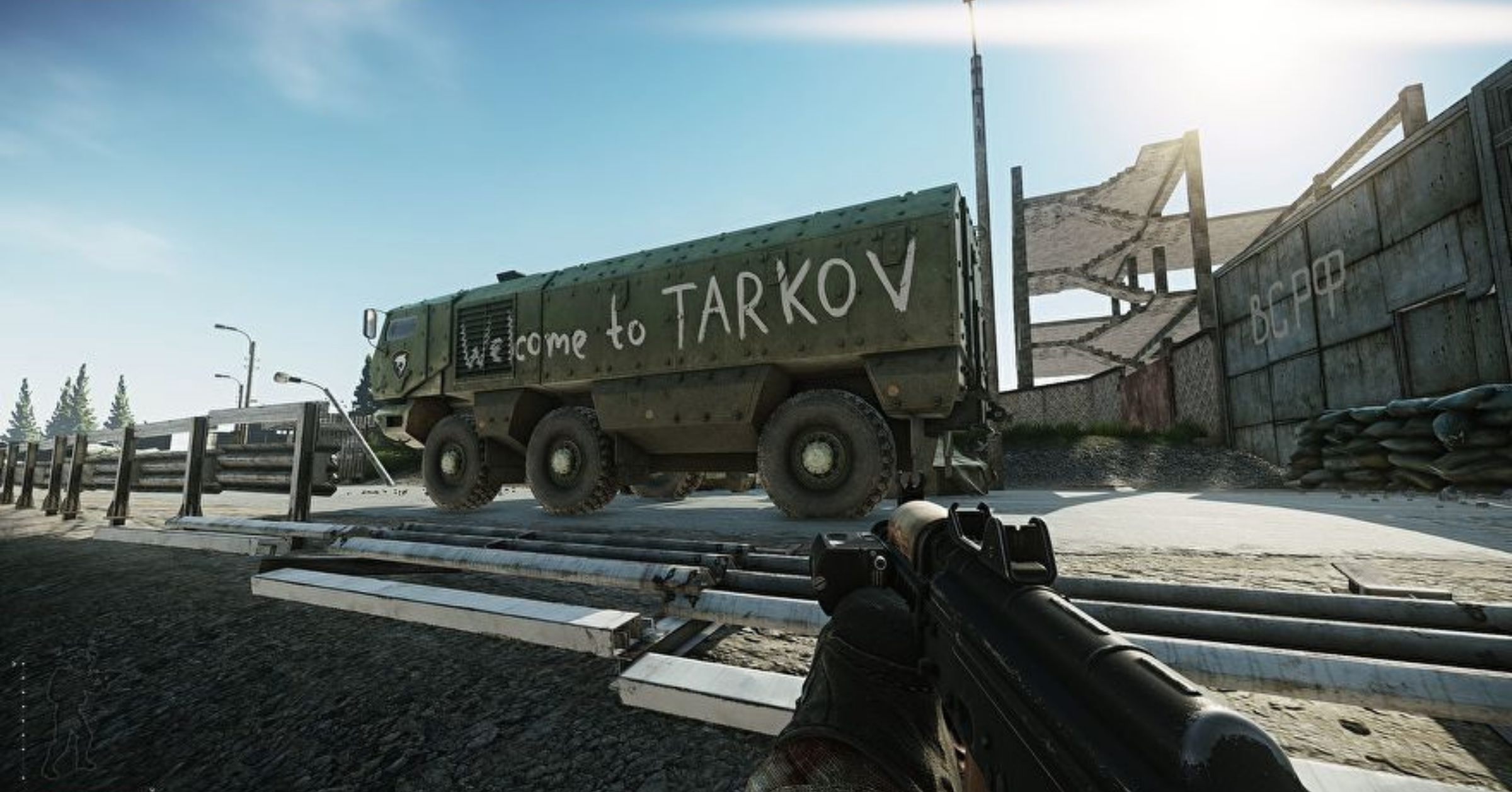 Welcome to Tarkov, The Savage World of Tarkov