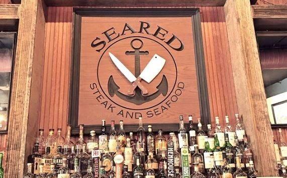 Seared