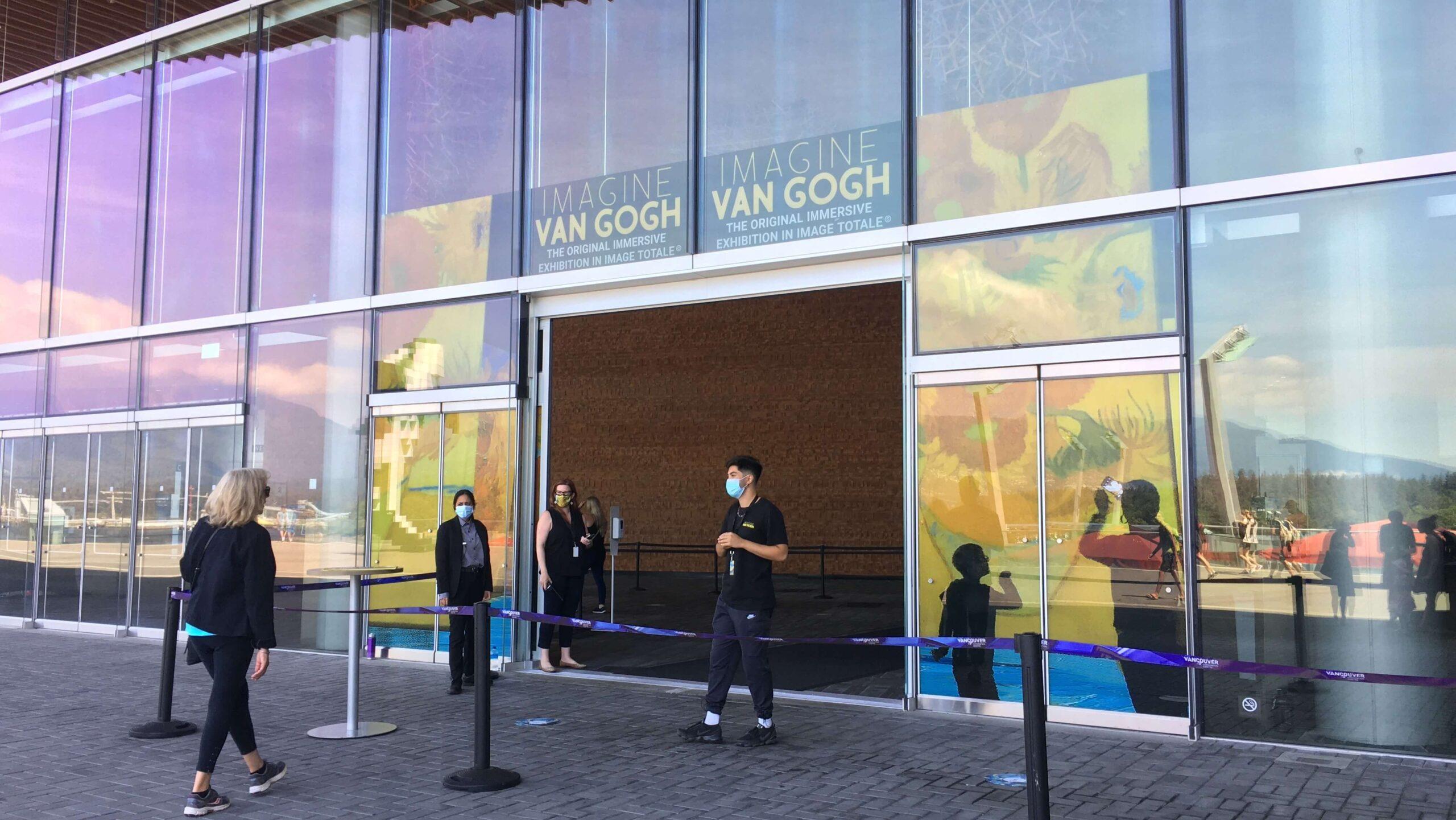 Van & Van Gogh