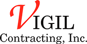 Vigil Contracting Inc. Logo
