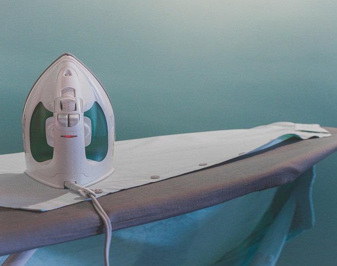 Who Moved My Ironing Board?