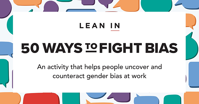 50 Ways to Fight Gender Bias in Sales