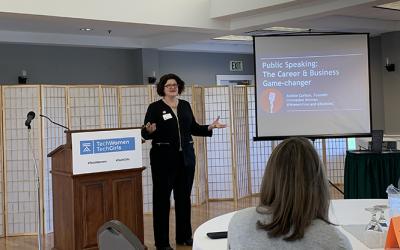 Women in Sales Speaking Resources