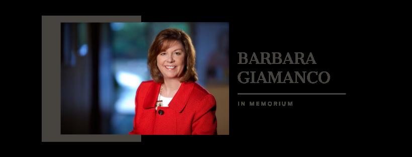 Barbara Giamanco – a Women in Sales Champion Gone but Not Forgotten