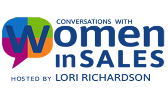 Conversations with Women In Sales - Lori Richardson