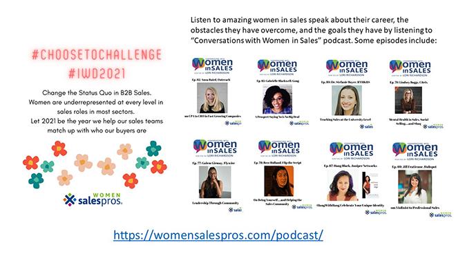 Choose to Challenge International Womens Day 2021