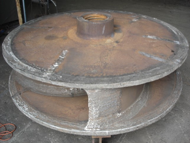 Impeller – After