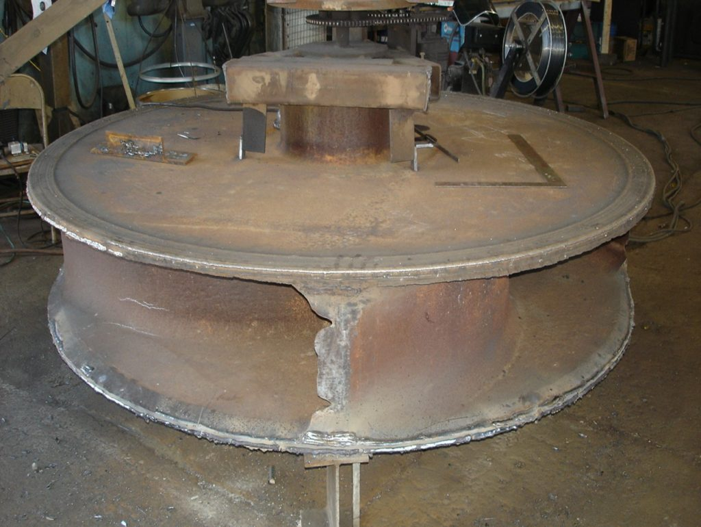 Impeller – Before
