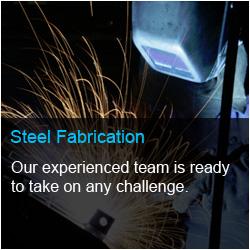 Omega Industries Steel Fabrication