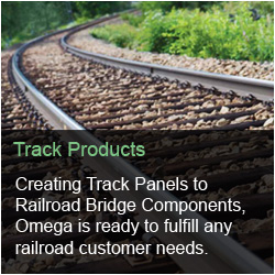 Omega Industries Track Products